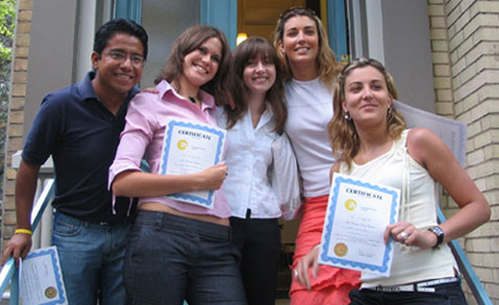CELTA teaching program